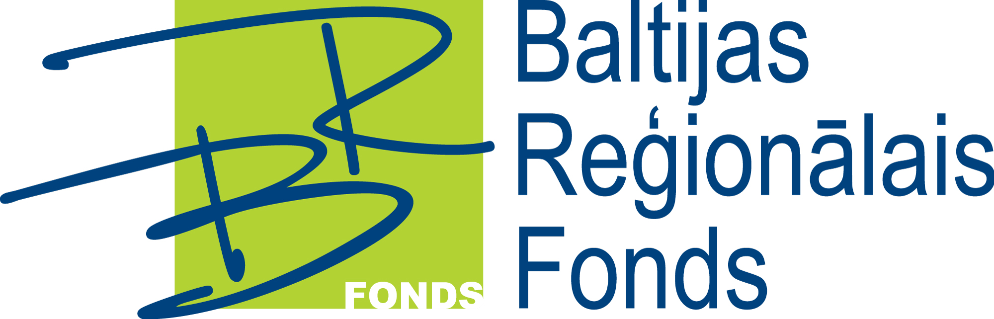 Baltic Regional fund logo