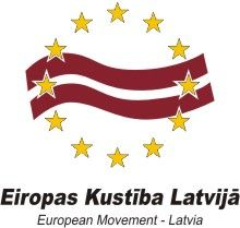 European Movement in Latvia logo